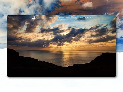 oneline   Website portugal madeira island graphic design agency branding creative agency branding design oneline landingpage website 2020 trend