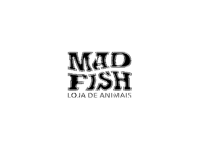 MADFISH loja de animais vector icon branding graphic design portugal madeira island design 2020 trend creative agency oneline logo