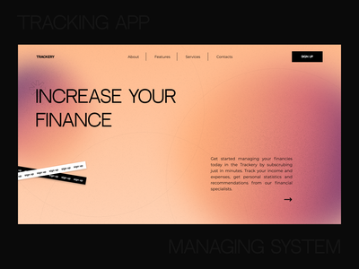 Home page home screen homepage design home page homepage financial app finances finance webdesign ux ui interface design uiux