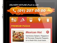 PHD Mobile Website