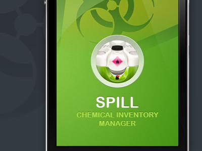 Spill app splash screen