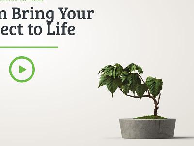 Software Verde Homepage