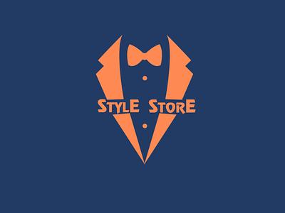 Style Store logo design vector art logodesign branding logo store style