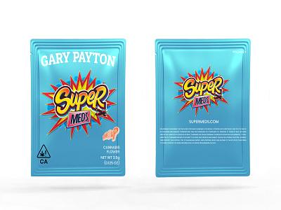 Gary payton label design packing pack packing design logodesign adobe photoshop branding adobe illustrator illustration design vector drawing creative art