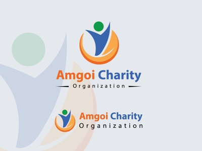 Charity logo design creative drawing vector logodesign logo uxdesign ux uidesign graphicdesign design branding dribbble ui