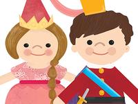 Princess & The Prince