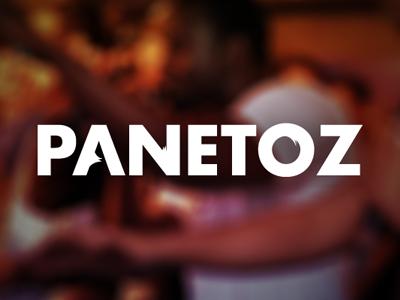 Panetoz logo logotype music warner