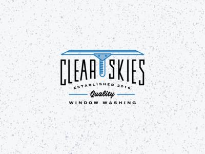 Clear Skies Window Washing Co.