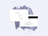 Gemini Gift Card