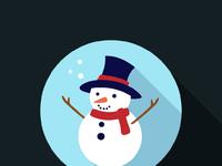 Snowman icon4
