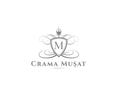 Crama Musat Logo logo winery crama