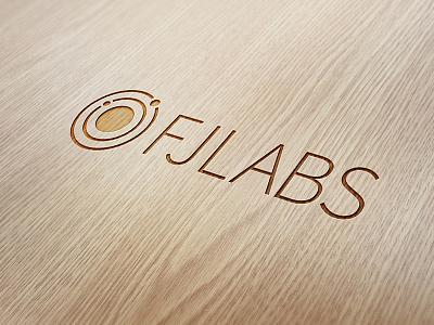 FJLABS logo fjlabs logo logo design