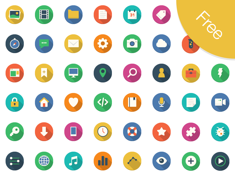 Filo Icon Set - Sketch design ui flat user interface icons free app icon sketch download