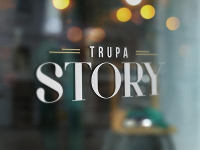 Logo: Trupa Story branding story band story band trupa story design logo design logo