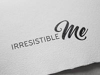 Logo: Irresistible Me