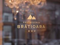 Logo: Păstrăvăria Brătioara