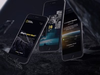 Nat Geo Challenges: Mobile