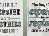 Registry Signs