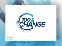 100&Change Logo