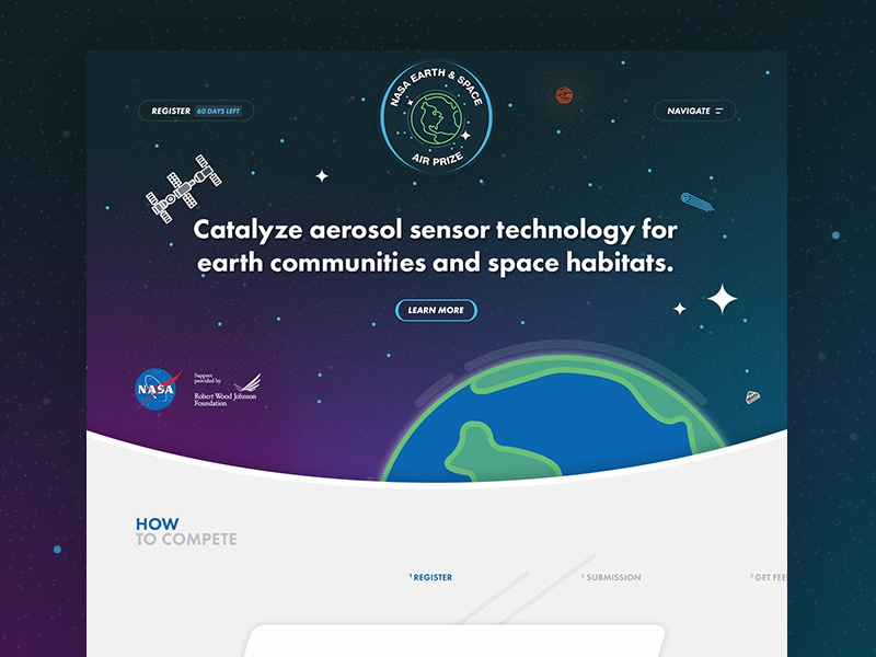 Dribbble nasa esap 2