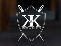 Knits & Knotts Logo Redone