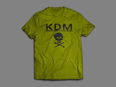 KDM Bohemia T-Shirt Design