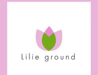 Lilie Ground minimalist logo