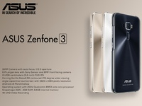 Asus zenfone 3 add design