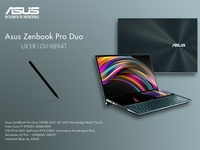asus zenbook pro duo addesign