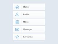 Super-simple Buttons