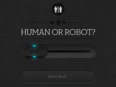 Captcha captcha web design typography icon button slider