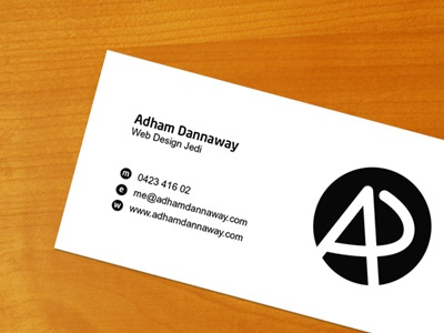 Card adhamdannaway