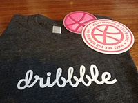 My Dribbble T-shirt