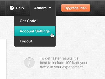 Navigation Drop Down navigation menu drop down hover button interface ui