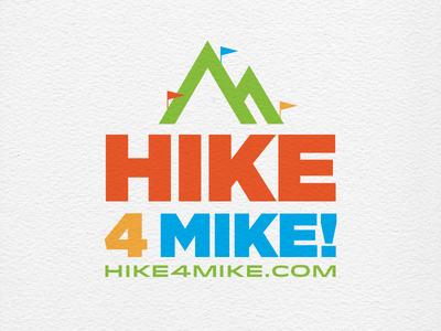 Hike 4 Mike logo option