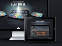 BEAT THESE. NATIVE INSTRUMENTS. MASCHINE. - All Devices