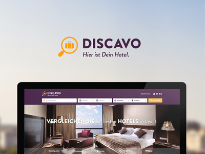 Discavo - Online travel agency