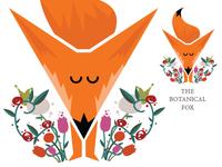 TheBotanicalFox logo