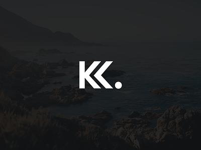 KK. logotype brand branding logo