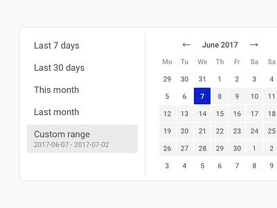 NapoleonCat – Datepicker napoleoncat details ui datepicker calendar