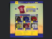 Mooroodool E-Commerce Website