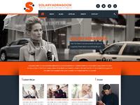 Solaryadragoon home