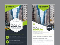 Flat business roll up preview cs6