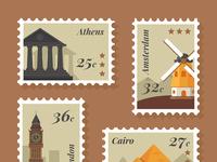 City stamp 01