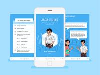 JAGA SEHAT Apps