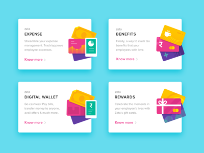 Homepage cards, icons, illustrations landing page web ui card android ios app web ui ux ui icon flat icons vector illustration ui illustration ui card design homepage