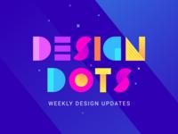 Design Dots project collaboration typogaphy brand logo team designers design