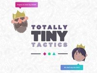Totally Tiny Tactics - Global Game Jam 2017