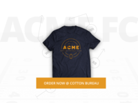 ACME Packers Shirt Design