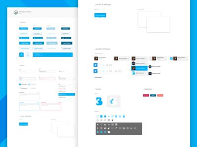 BrandKenekt Interface Component Kit social sharing retailers content creation brand